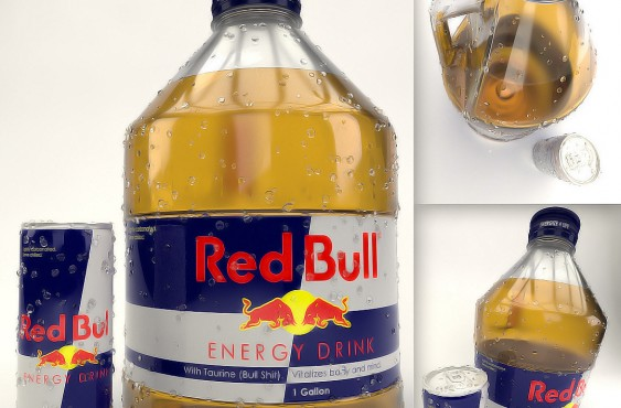 Red Bull 1 Gallon